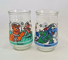 Welch's Jelly Jar Glass Muppets in Space 1998 - Choose 1 or more