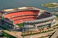 2 Tickets New York Jets Cleveland Browns Lower Level Row 8 Aisle seats NR