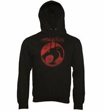 Official Black ThunderCats Logo Hoodie