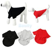 Adorable Puppy Tee Shirt Cozy Apparel for Air-conditioned Room for Dog Walking
