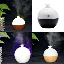 130ML Ultrasonic LED Air Mist Aroma Essential Diffuser USB Aroma Humidifier