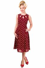 Banned Apparel - Songbird Red Dress