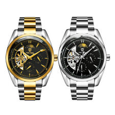 TEVISE Mens Multifunction Watch Automatic Mechanical Self Winding Watch