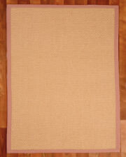 Natural Area Rugs Sisal Carlton Beige Area Rug