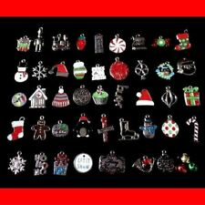 Design Your Own Christmas Charm Necklace Xmas Design Your Own Santa Clause