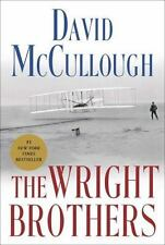 The Wright Brothers by David McCullough (2015, Hardcover) Like New