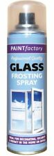 Window Glass Frosting Spray Privacy Aerosol Decorating Security Frosted 200ML