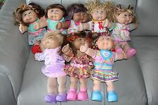 """Play Along Xavier Roberts 2004 CPK Cabbage Patch Kids 16"""" Girl Doll with Clothes"""