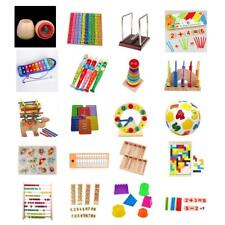Kids Educational Puzzle Jigsaw Mathematical Counting Stick Times Table Block Toy
