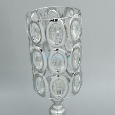 Tbaletop Crystal Candle Tea Light Holder Wedding Centerpiece Table Lamp 2 Colors