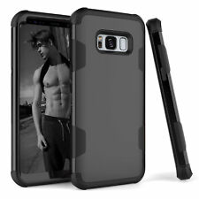 For Samsung Galaxy Note 8 S8+Plus Full Cover Rugged Hybrid Shockproof Hard Case