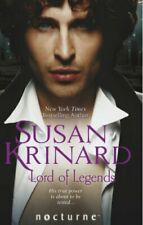 Lord of Legends (Mills & Boon Nocturne) by Krinard, Susan 0263904059 The Fast