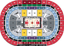 2 tickets to Chicago Bulls vs. Cleveland Cavaliers 3/17/18 - Sect 101 Row 10