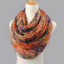 Ladies Scarves Cotton Printed Polyester Shawl For Fashion And Autumn Winter Wear