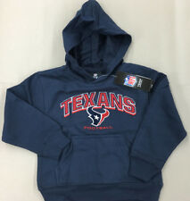 NFL Houston Texans Football Kids Pullover Hoodie New With Tags Nice Sizes 4 To 7