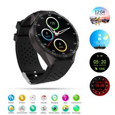 KW88 4GB Android Quad Core Bluetooth 3G Smart Watch GPS WIFI For iPhone HUAWEI