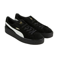 Puma Mens Fenty by Rihanna Black Suede Creepers 36217801 Sneakers Shoes