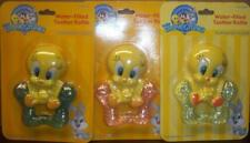 NEW LOONEY TUNES TWEETY WATER-FILLED TEETHER RATTLE, Baby Shower