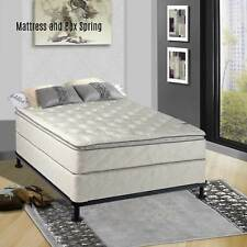 Continental Sleep, Medium Plush Pillowtop Orthopedic type Mattress and Box