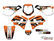 1998-2001 KTM SX 65 GRAPHICS SET DECO DECALS STICKERS 2000 1999 SX65 65SX