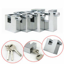 Steel Padlocks Chain Pad Lock for Heavy Duty Shipping Container Garage Case/ Box
