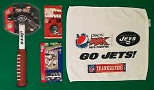 J-E-T-S JETS JETS JETS  Hammer, Helmet Sharpener, Escalade 1:64 or Towel