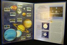 U.S. SPACE EXPLORATION COINS AND STAMPS POSTAL COMMEMORATIVE SOCIETY