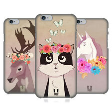 HEAD CASE DESIGNS MEADOW BLOSSOMS HARD BACK CASE FOR APPLE iPHONE PHONES
