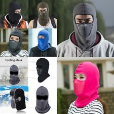 Unisex Motorcycle Cycling Outdoor Soft Full Face Scarf Neck Warm Mask Dustproof