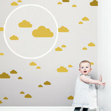 Kids Decor Little Cloud Wall stickers DIY Home Decoration Baby Room The Nursery