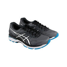 Asics Gt 2000 5 Mens Gray Mesh & Leather Athletic Lace Up Running Shoes
