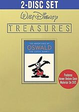 Walt Disney Treasures:Oswald the Lucky Rabbit DVD Sealed Collector's Tin