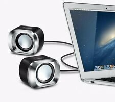 Mini PC Speakers Wired Music USB 2.0 Stereo Portable Computer Speaker For Laptop