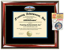Texas A&M University Kingsville Diploma Frame campus photo College Degree Gift
