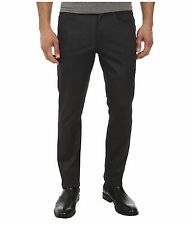 Kenneth Cole Reaction Pants Mens Straight Flat Front Pindot Lightweight Trousers