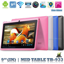 9'' A33 Allwinner Quad Core Dual Camera Android 4.4 WIFI 1G + 16G Tablet PC EU