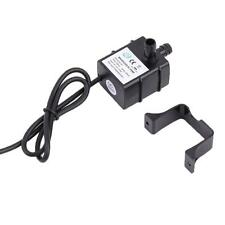 240L/H DC 12V 2 Phase CPU Cooling Car Brushless Water Pump Waterproof  UP