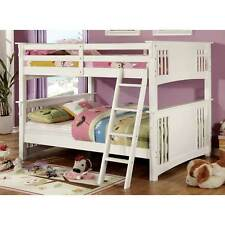 Furniture of America Ashton Youth Full over Full Bunk Bed