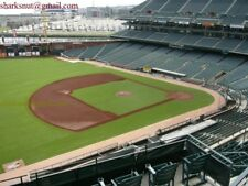 8/29 San Francisco GIANTS Arizona DIAMONDBACKS ( 5 tix!) FRONT ROW Extra Legroom