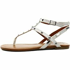 INC International Concepts Womens Mirabai2 Split Toe Casual T-Strap Sandals