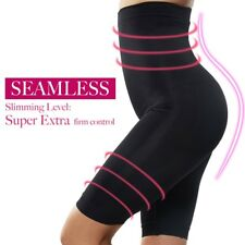 Women Control Shaper Body Shorts Waist Trainer Shapewear Firm Control Tummy XXL