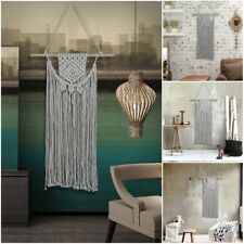 Macrame Cotton Yarn Wall Hanging Tapestry- Chic BOHO Home Decorative Wall Decor