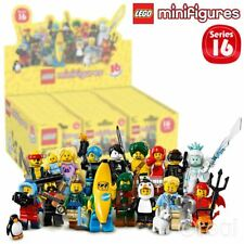 New 1 4 5 6 10 Or 60 Lego Series 16 Blind Bags Minifigures Mystery Official