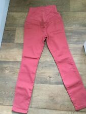 BNWT NEXT Coral MATERNITY Skinny Jeans Jeggings Trousers Over The Bump - various
