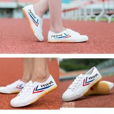 Unisex Fashion kung Fu TaiChi Shaolin Temple Practice Running Canvas Shoes