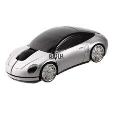 Car Shape Wireless Optical Mouse Color Changing Home Office USB KECP