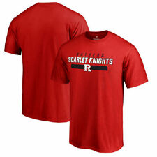 Rutgers Scarlet Knights Fanatics Branded Team Strong T-Shirt