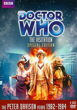 Doctor Who: The Visitation Special Edition  (DVD 2-Disc Set) Excellent