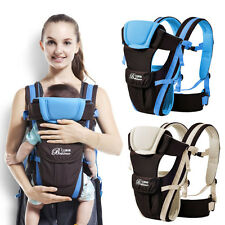 NEW baby Infant Newborn adjustable wrap carrier sling breathable with backpack