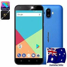 Ulefone S7 Android Smartphone - Quad-Core CPU, Dual-IMEI, Android 7.0, 5-Inch Di